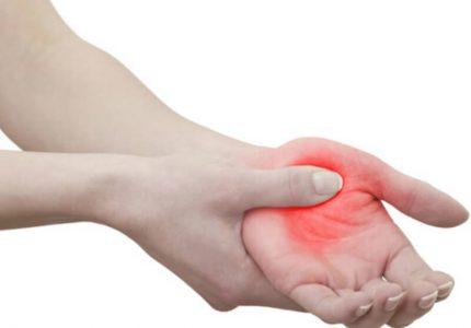 Tratamentos - Dor na Mão